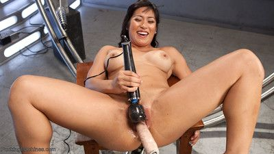 Pussy fucking, ass fucking, and double penetration fucking for mia li!!