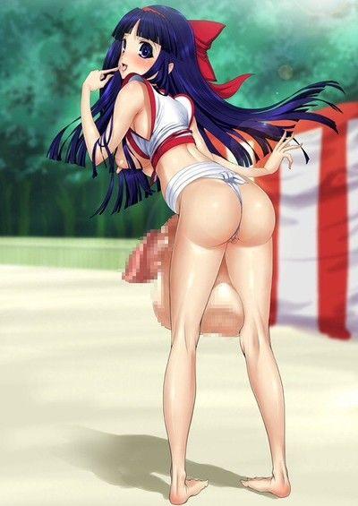Futa bikini dickslips