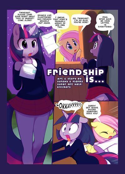 [Hoof Beat] Friendship is... [Digital Version] [Complete]