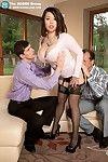 Asian pornstar tigerr benson gets dp anal superfuck