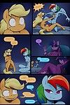 [Slypon] Night Chargers IV (My Adult baby Pony: Friendship is Magic)