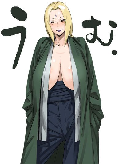 Take charge floozy Tsunade wants to breathe in Naruto
